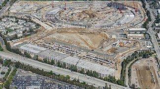 Campus 2: Apple zeigt neue Luftaufnahme