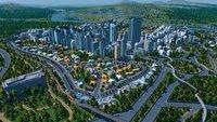 Cities - Skylines: Patch mit neuen Gebäuden und Fußgänger-Tunnel