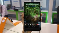 Dell Venue 8 7000: Schlankes Tablet mit 3D RealSense-Kamera im Hands-On-Video [MWC 2015]