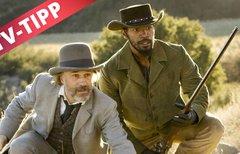 Django Unchained im Stream...