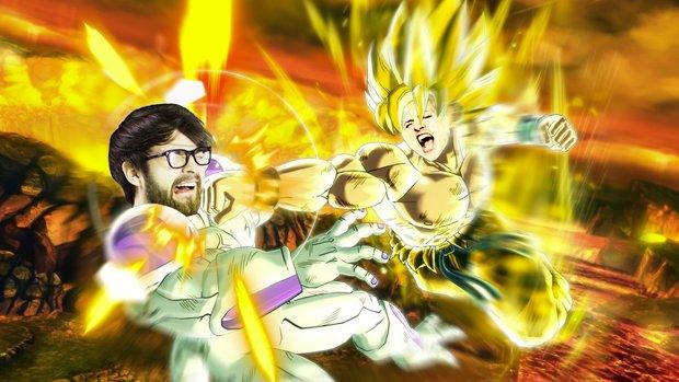 Dragon Ball Xenoverse: Super Saiyaredakteure auf der Suche nach Skill  - GIGA Gameplay
