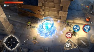 Dungeon Hunter 5: Diablo-Klon von Gameloft erschienen