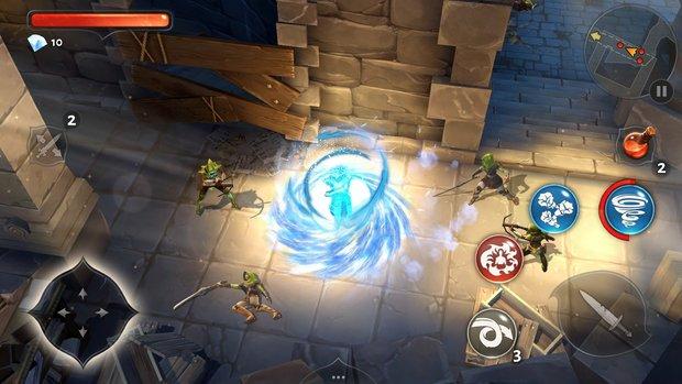 Dungeon Hunter 5: Diablo-Klon von Gameloft erschienen