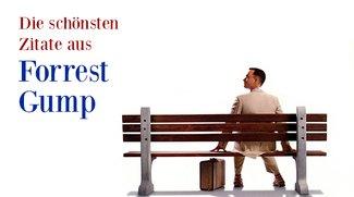 Die besten Zitate aus Forrest Gump: Von Pralinenschachteln und mehr