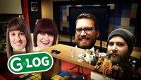 G-Log: Kristin und Anne im Stream bei Gameswelt!
