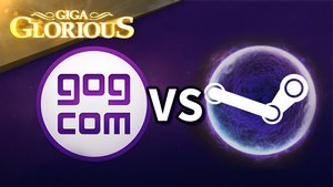 GIGA Glorious: GOG.com - besser als Steam?
