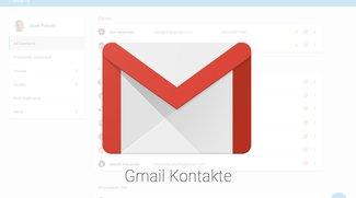 Google Kontakte: Neue Webversion im Material Design veröffentlicht