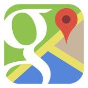google maps f r ipad f r iphone infos und kostenloser. Black Bedroom Furniture Sets. Home Design Ideas