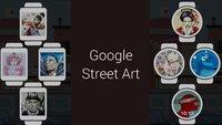 Android Wear: Google veröffentlicht Watchfaces im Streetart-Stil