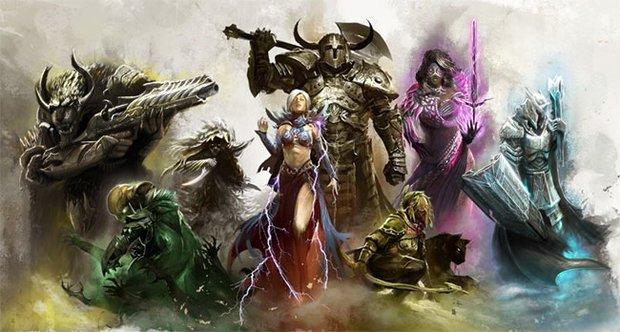 Guild Wars 2 - Heart of Thorns: Legendäre Waffen und ihre Beschaffung