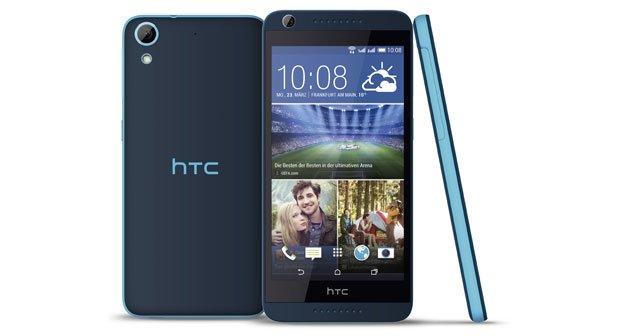 HTC Desire 626G und Desire 526G: Mittelklasse-Smartphones mit Dual-SIM vorgestellt