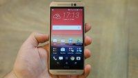 HTC One M9 ab sofort in Deutschland erhältlich