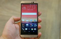 HTC One M9 ab sofort in...