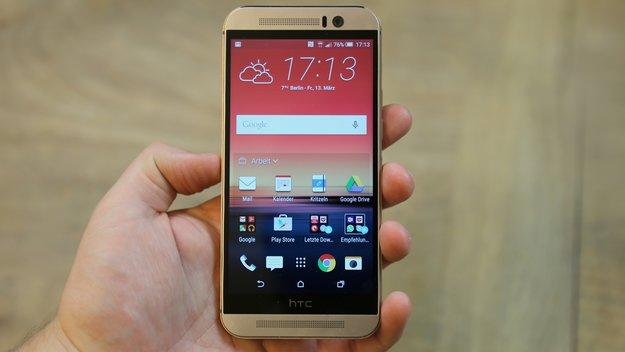 HTC One M9 im Benchmark heißer als Konkurrenz&#x3B; HTC wiegelt ab