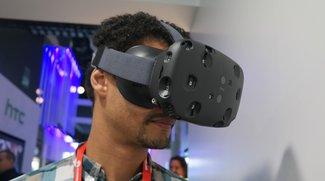 HTC Vive: Erster Eindruck vom revolutionären VR-Helm [MWC 2015]