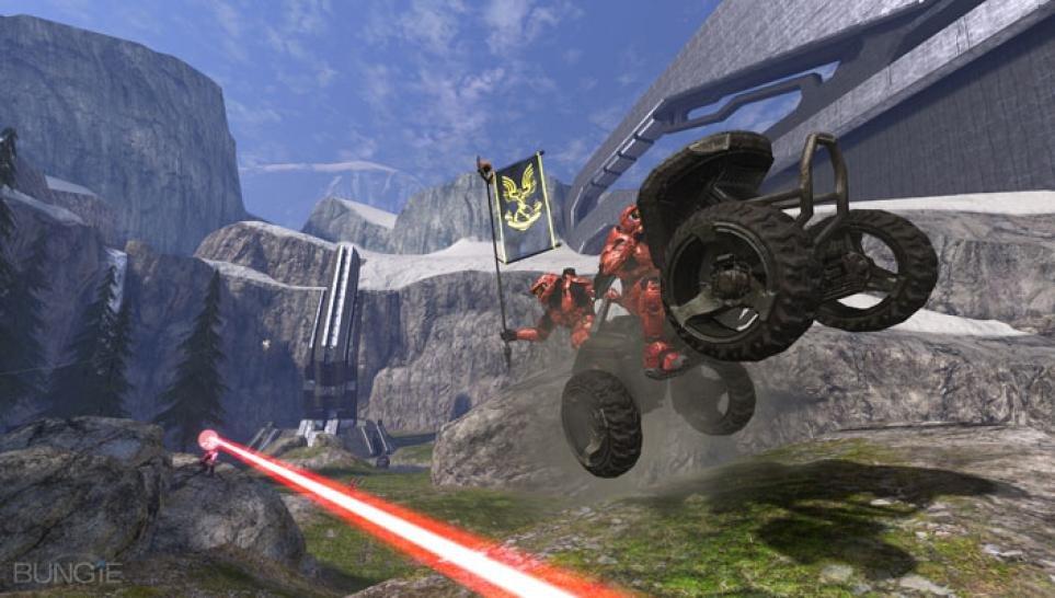 Halo Online Viele Minuten Gameplay Geleakt