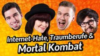 GIGA InTeam: Internet-Hate, Traumberufe & Mortal Kombat
