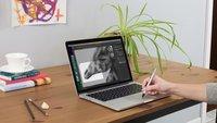 Inklet: Genaueres Zeichnen dank Apples Force Touch Trackpad