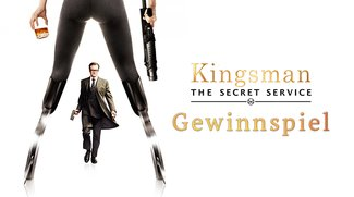 Kinotickets & mehr: Gewinnt zum Kinostart von KINGSMAN tolle Preise!