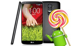 LG G2: Android 5.0.2 Lollipop...