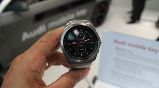 LG Watch Urbane LTE: Autarke Smartwatch mit WebOS im Hands-On-Video [MWC 2015]