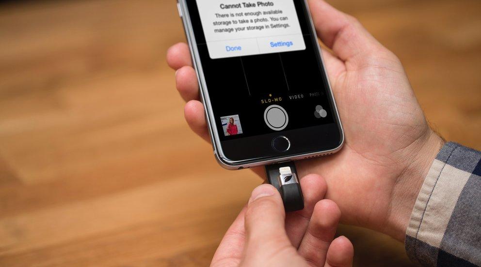 Leef_iBRIDGE_iPhone-Speicher