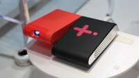Lenovo Pocket Projector im Hands-On-Video [MWC 2015]