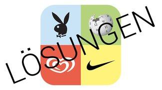 Logo Quiz Lösungen (symblCrowd) für Android und iOS