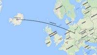 Luftlinie berechnen: Mit Google Maps Distanzen messen