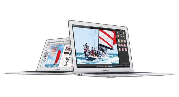 MacBook Air: Nahendes Update zeigt sich in Screenshots