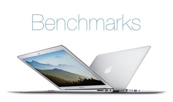 Benchmarks: Vor allem das neue MacBook Air profitiert vom Update