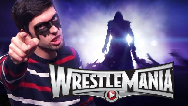 Martins Wrestlemania-Moment (in WWE 2k15)!