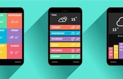 Wetter- und Uhr-Widgets: Top 5...