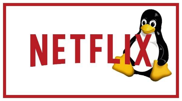Netflix unter Linux Titelbild
