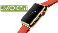 Samsung Galaxy S6 vorbestellen, WhatsApp Anrufe und die teure Apple Watch - Ein paar Minuten Android
