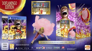 One Piece Pirate Warriors 3: Release eingegrenzt & Vorbesteller-Boni