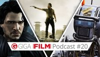 radio giga: Der GIGA FILM Podcast #20 – mit Chappie, Walking Dead & Telltale Games