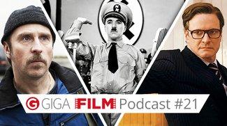 radio giga: Der GIGA FILM Podcast #21 – mit Kingsman & Feedback-Special