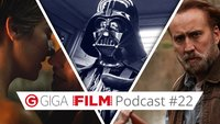 radio giga: Der GIGA FILM Podcast #22 - mit Rogue One, Insurgent & Joe