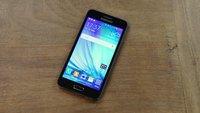 Samsung Galaxy A3 im Test: Schauwerte über Spezifikationen