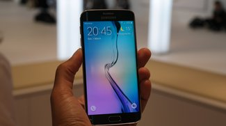 Samsung Galaxy S6 Edge im Hands-On-Video [MWC 2015]