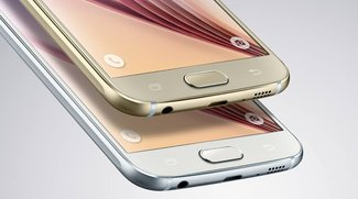 Samsung Galaxy S6 unterstützt Webseiten-Login per Fingerabdruck
