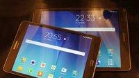 Samsung Galaxy Tab A: 8 und 9,7 Zoll Einsteiger-Tablets im iPad-Format vorgestellt