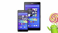 Sony Xperia Z2 und Z3 (compact): Neues Firmware-Update behebt Fehler und bringt neue Funktion