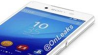 Sony Xperia Z4: Weitere mutmaßliche Render-Bilder geleakt [Update]