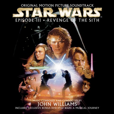 Star Wars Soundtrack Episode 3