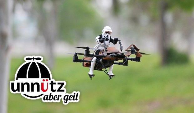 Angriff der Star Wars-Drohnen: Wie ihr den Krieg der Sterne günstig selber baut – Geek Gadgets