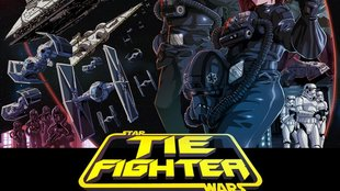 Star Wars goes Anime: Der Kurzfilm TIE Fighter ist der Hingucker des Tages
