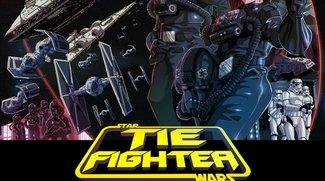 Star Wars goes Anime: Der Kurzfilm TIE Fighter ist der Hingucker des Tages