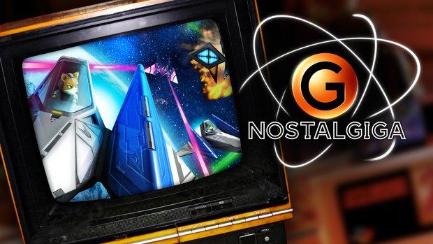 NostalGIGA: Lylat Wars (Star Fox 64) - die tierische Weltraum-Ballerei! + Retro-Gameplay!